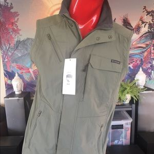 NWT Columbia Unisex Vest B Sample